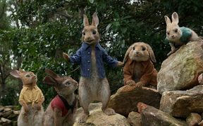 Still from Peter Rabbit