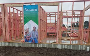 Construction starts on the Kiwibuild project