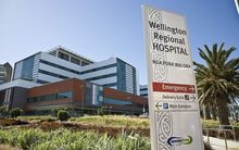Wellington Hospital, Newtown.