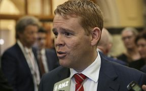 Chris Hipkins.