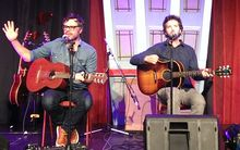 The Flight of the Conchords back at Bats Theatre.