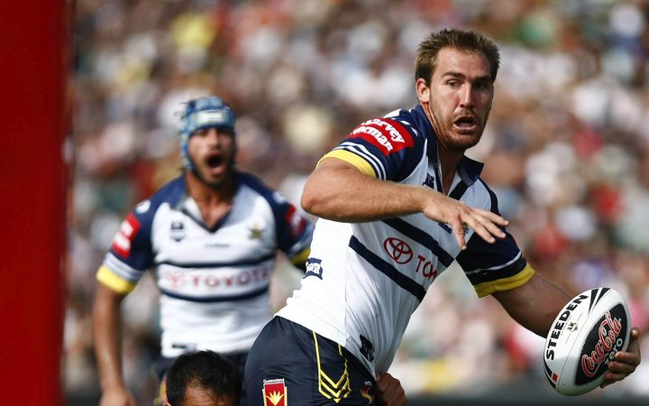 North Queensland Cowboys player Scott Bolton charged with indecent assault