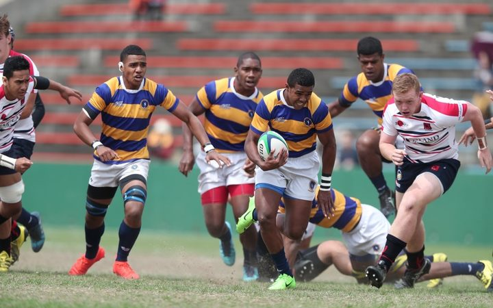 Ratu Kadavulevu School proved too strong for New Zealand's Hastings Boys High School.
