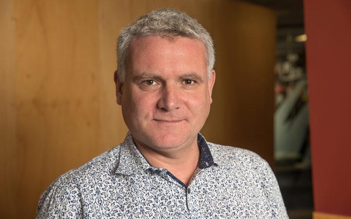 Political commentator Matthew Hooton
