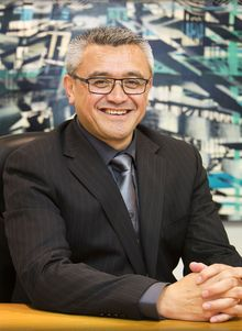 Te Wananga o Aotearoa chief executive Jim Mather.