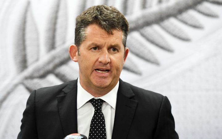 New Zealand Football CEO Andy Martin