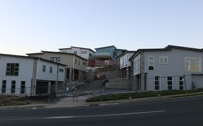 Defunct Tauranga housing development Bella Vista Housing Development.
