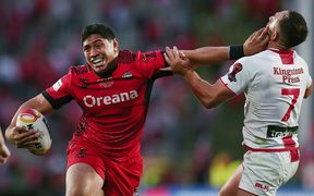 Getting Jason Taumalolo to play for the Kiwis rather than Tonga must be a priority for the new Kiwis coach says Tony Kemp.