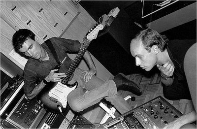 David Byrne and Brian Eno