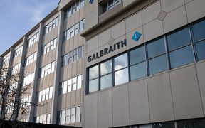 The Galbraith building at Middlemore Hospital.