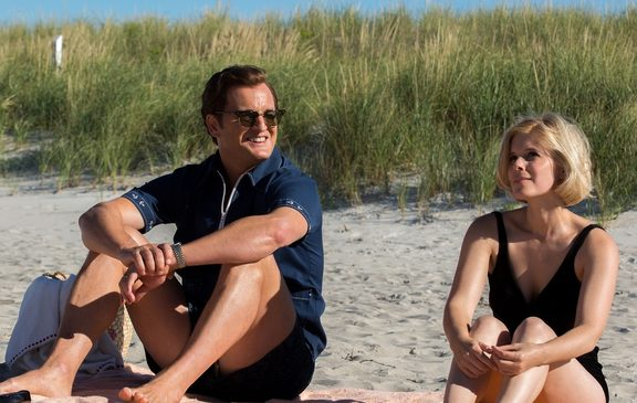 Jason Clarke as Ted Kennedy and 