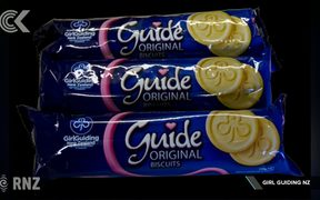 Girl Guide parents fear fees could be hiked after biscuits go