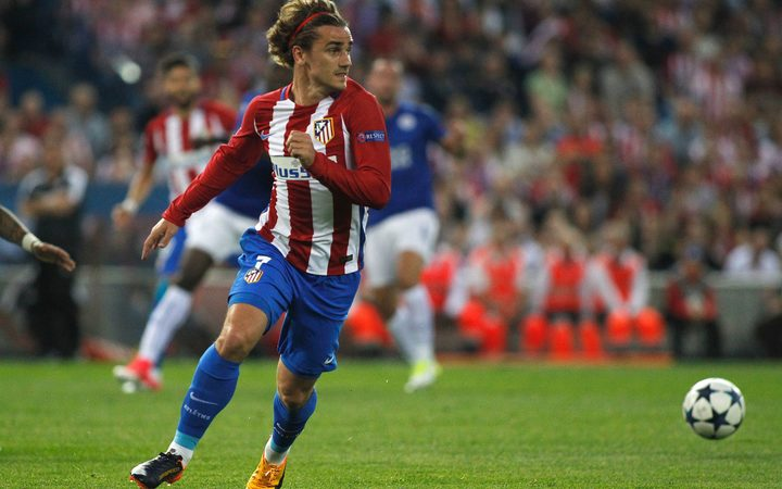 Antoine Griezmann secures 'dream' Europa League triumph with Atletico Madrid