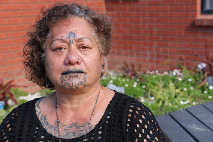 Tania Cotter from Wairoa believes Māori taonga need to be shared with Pākehā. Photo / Justine Murray