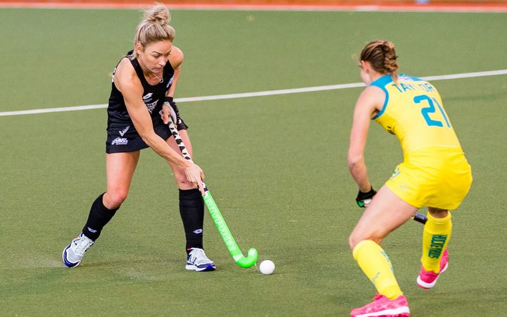 Anita McLaren retires from international hockey | RNZ News