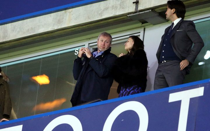 UK Yet To Renew Abramovich's visa Over Link With Russian President