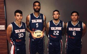 Guam recently competed in the FIBA 3x3 Asia Cup Qualifier.