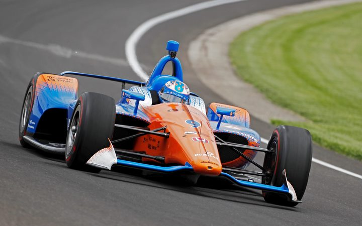 Scott Dixon, Chip Ganassi Racing Honda.