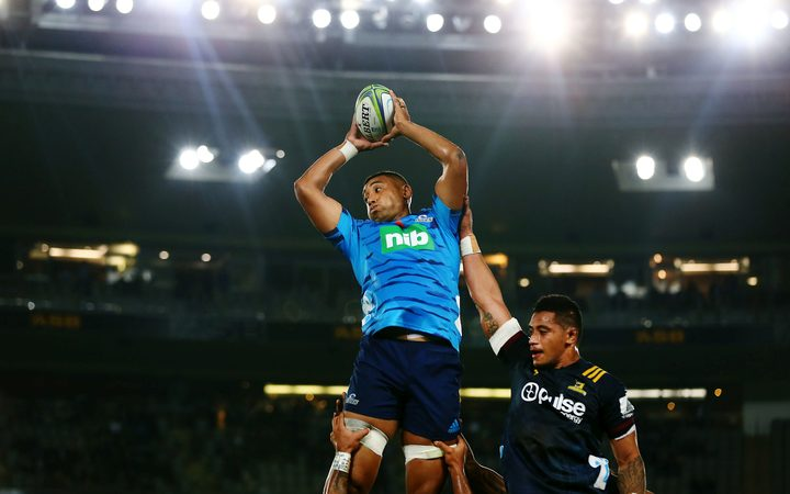 Blues lock/flanker Jimmy Tupou wants to represent the 'Ikale Tahi.
