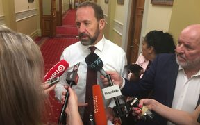Justice Minister, Andrew Little.