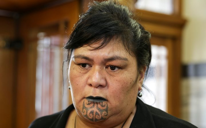 Minister for Maori Development and Local Government Nanaia Mahuta.