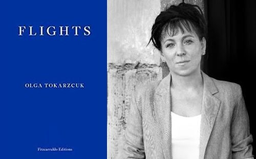 'Flights' by Olga Tokarczuk has won the Man Booker International prize.