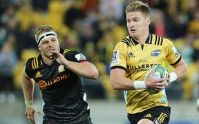 Jordie Barrett will play at centre rather than his usual fullback position against the Crusaders.