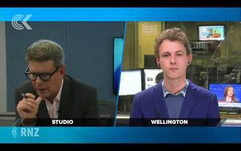 Evening business for Wednesday 23 May: RNZ Checkpoint