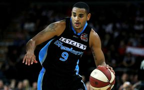 Corey Webster is back with the Breakers for a third stint.