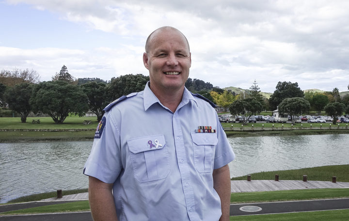 Senior Sergeant Greg Brown says the policing of family violence has to be done differently