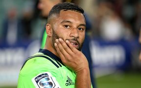 Highlander's first five-eighth Lima Sopoaga