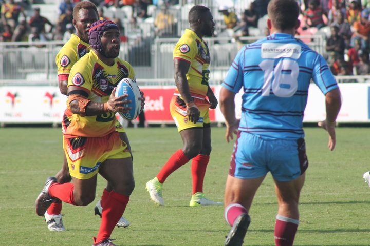 The PNG Hunters extended their winning streak to three games.