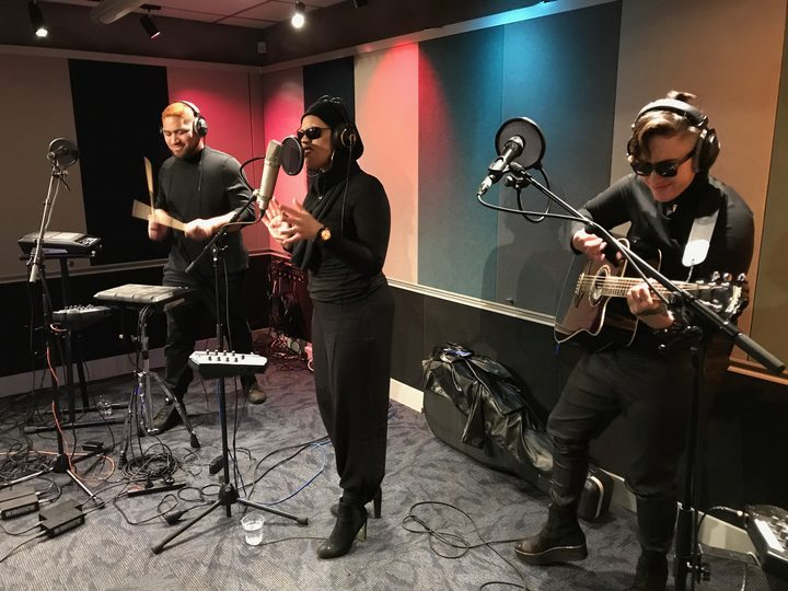 Vallkyrie at RNZ Auckland