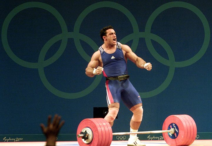 Fiji Weightlifting head coach Hossein Tavakoli won Olympic gold in 2000.