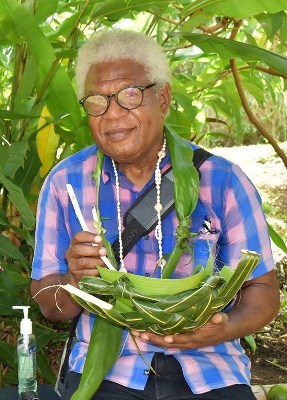 Jonas Cullwick, a well-known and well-respected Vanuatu journalist died on Saturday morning.