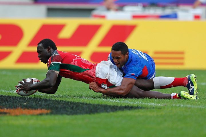 Samoa finished winless in Paris.
