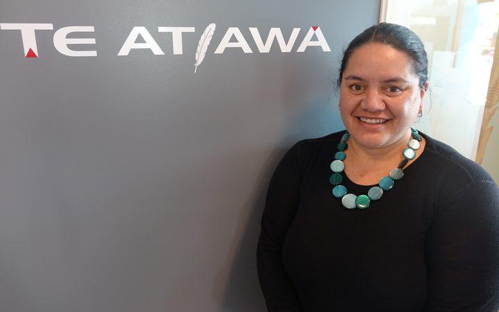 Te Kotahitanga o Te Atiawa chair Liana Poutu.