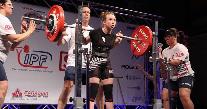 Gold for NZ powerlifter in Calgary | RNZ News