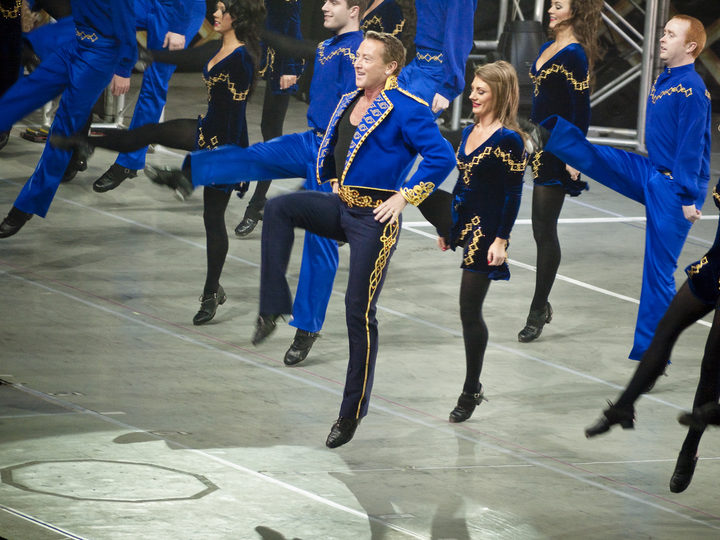 Michael Flatley and Riverdance