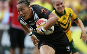 Kiwi Fern Honey Hireme has been identified to play for the women's NRL competition