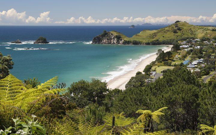 Hahei Beach Coromandel Peninsula