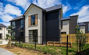 A recent award-winning Housing NZ home   in Auckland. Housing New Zealand said the homes slated for Maunu would be an attractive fit for the suburb.