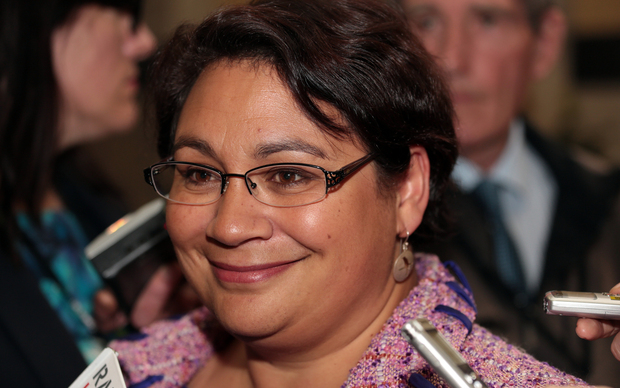 Green Party co-leader Metiria Turei.