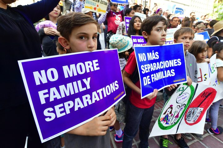 1,995 minors separated from adults during six-week period, DHS says