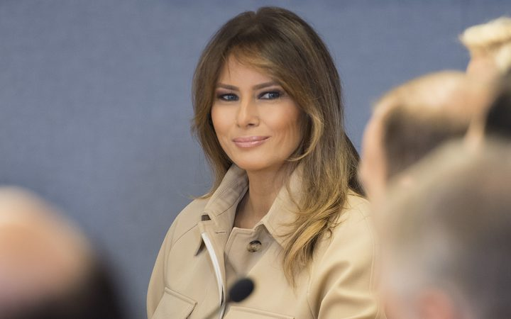 White House divided: Melania breaks ranks with Trump on immigration