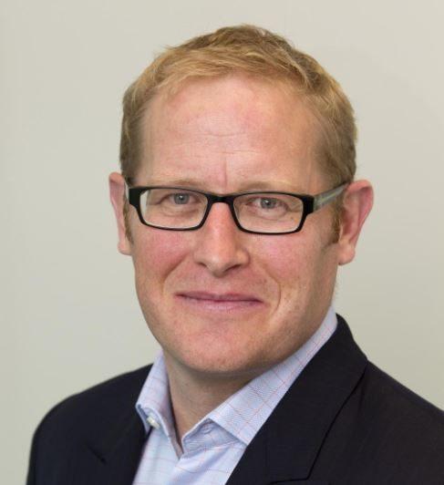 New Zealand Super Fund chief executive Matt Whineray.