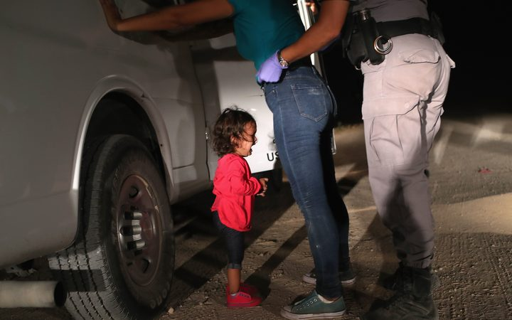 Trump reverses family separation policy after backlash