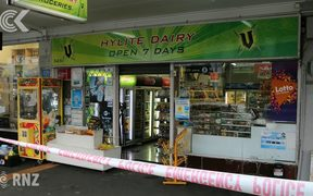 Auckland woman and son recovering from violent dairy stabbing: RNZ Checkpoint
