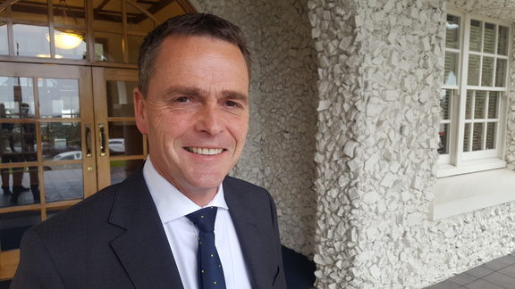 Auckland Grammar Headmaster, Tim O'Connor is hoping successful schools will retain their independence.