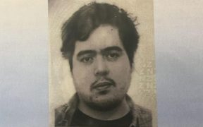 Passport photo of man named as Troy George Skinner, provided by Goochland County Sheriff's Office.